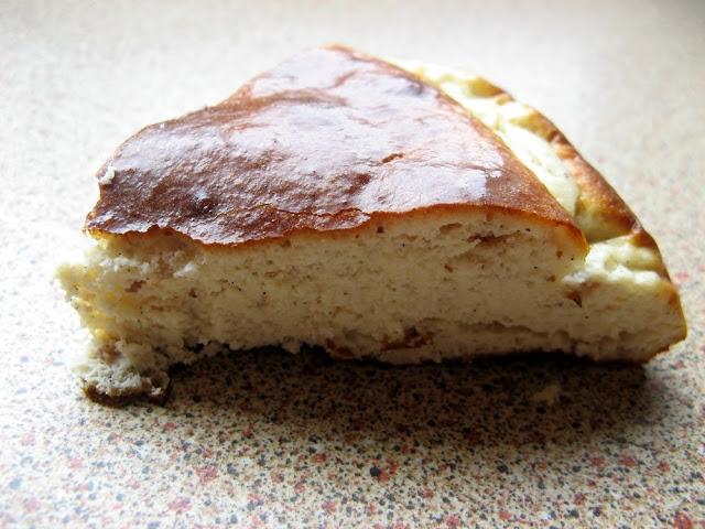 Niskowęglowodanowy sernik karmelowo-mleczny bez cukru