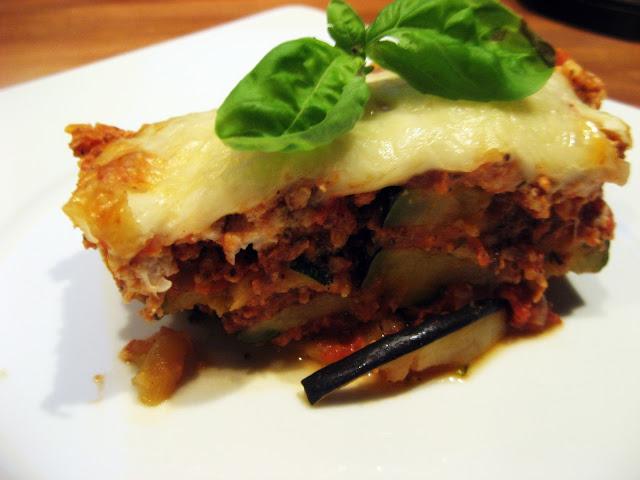 Lasagne LOW CARB bez makaronu