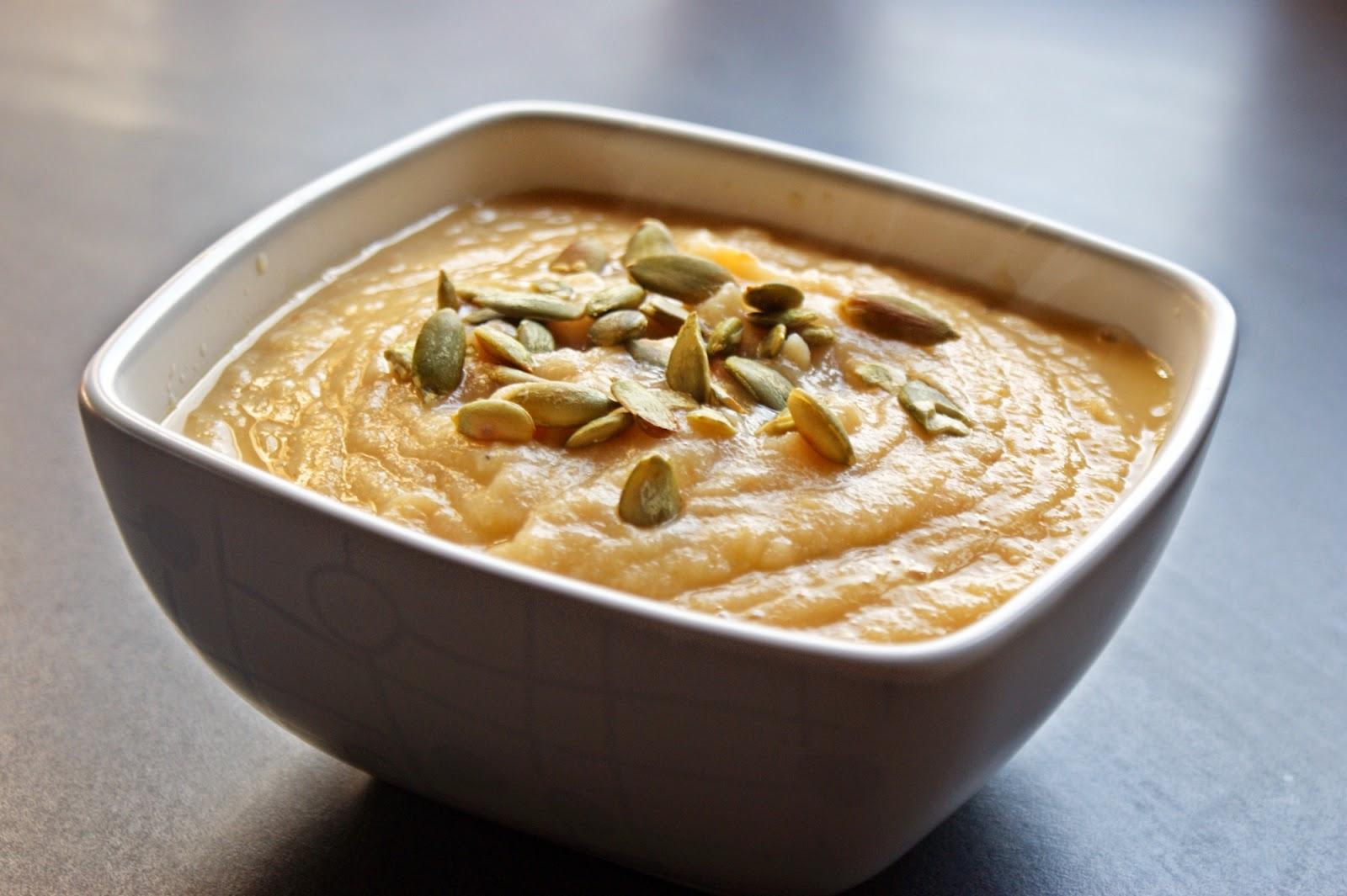 Lekka zupa krem z kalafiora