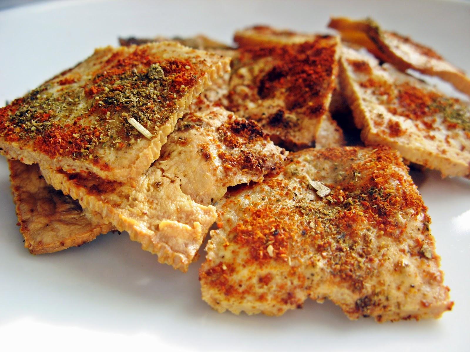 Wege chipsy z tofu