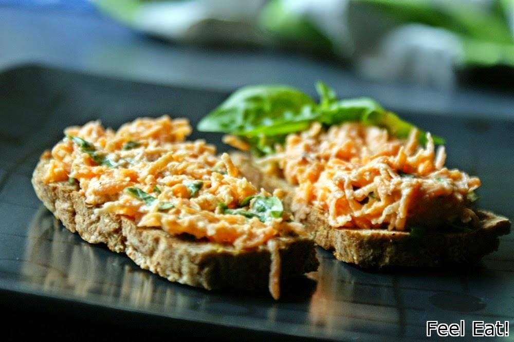 Bruschetta alle carote