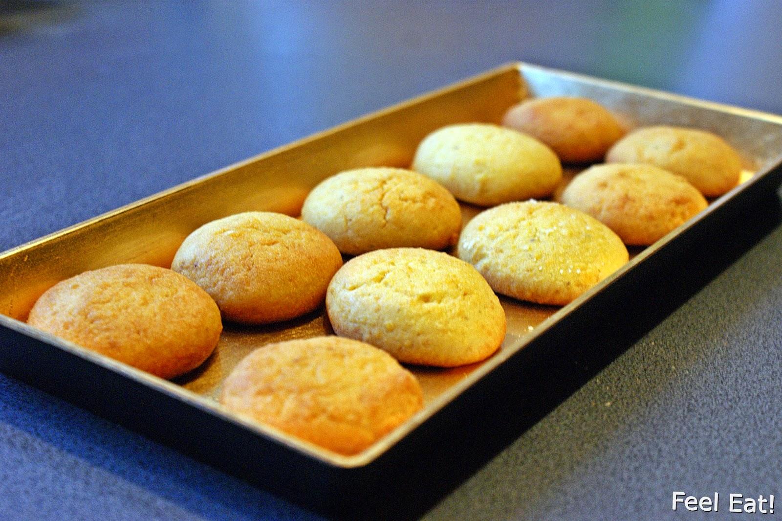 Bezglutenowe ciasteczka z mąki ryżowej