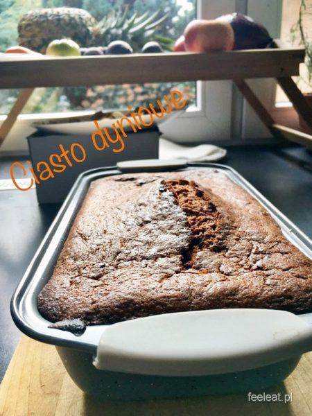 Ciasto dyniowe: wykorzystaj sezon na dynię!