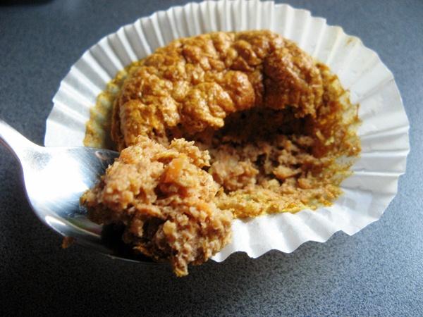 Marchewkowo-jogurtowo-cynamonowe muffiny bez mąki