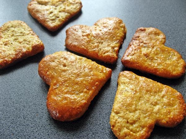 IMG 4515 - Pyszne pełnoziarniste ciasteczka na drożdżach!