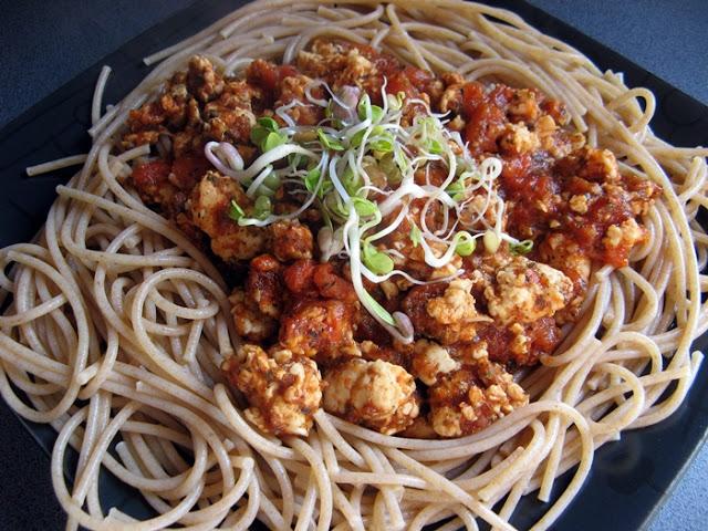 Picture 010 2 - Spaghetti po mojemu :)