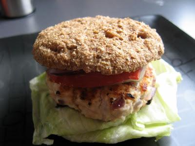 Domowy fast food czyli hamburger drobiowy!