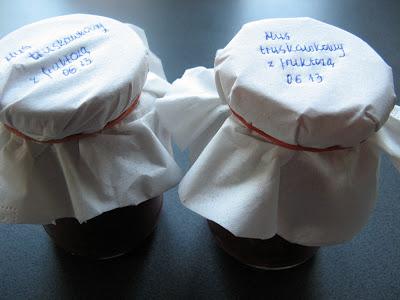 Picture 040 1 - Mus truskawkowy bez cukru