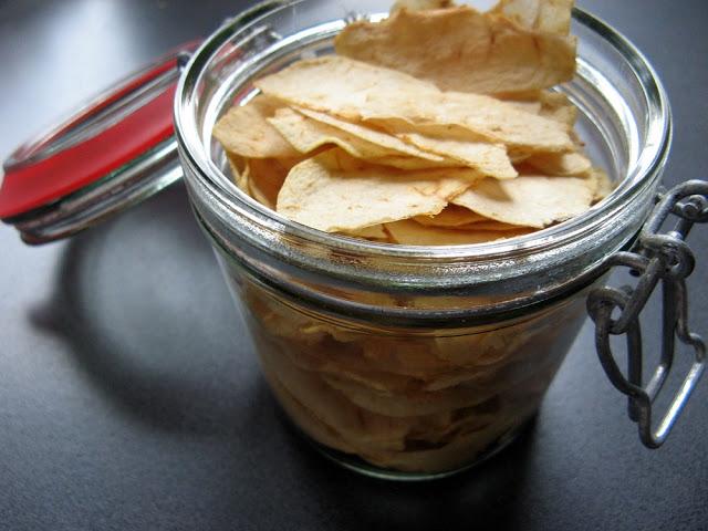 Picture 018 1 - Chipsy jabłkowe, czyli jabłka suszone