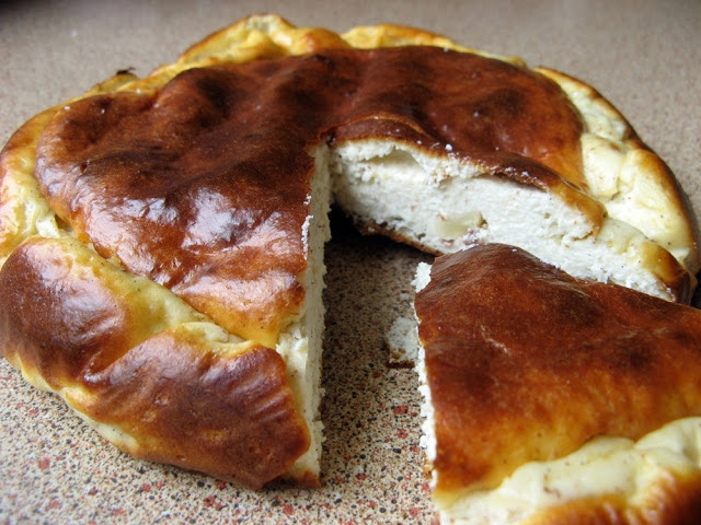 IMG 6525 - Niskowęglowodanowy sernik karmelowo-mleczny bez cukru