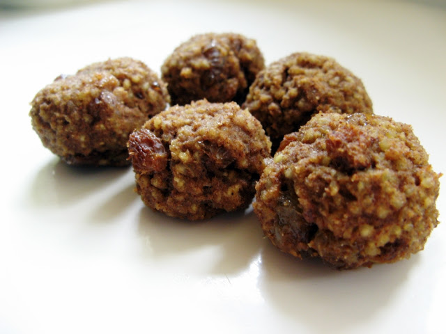 Picture 251 - Cynamonowe ciasteczka z kaszy jaglanej