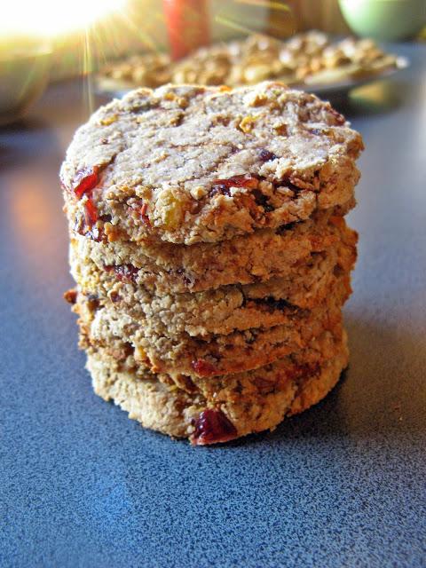 Picture 184 - Pyszne ciasteczka owsiane bez cukru