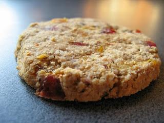 Picture 187 - Pyszne ciasteczka owsiane bez cukru