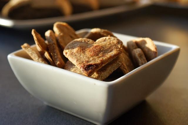 Dwuskładnikowe ciasteczka serduszka
