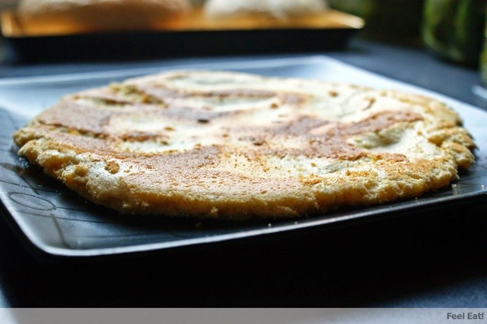 image 2 1 - Amarantusowy omlet śniadaniowy z owocami