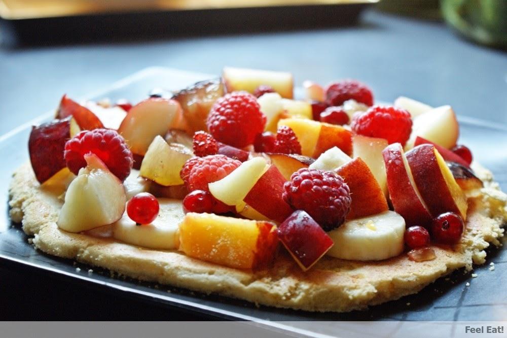 image 4 1 - Amarantusowy omlet śniadaniowy z owocami