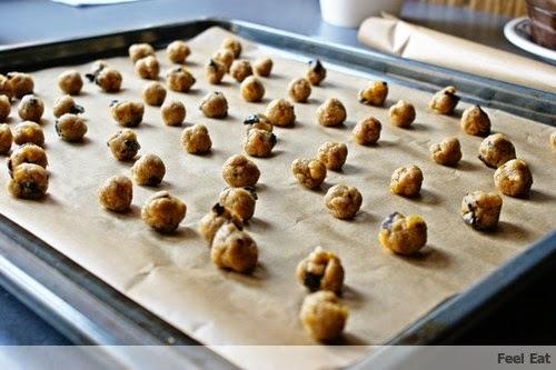 image 4 3 - Amarantusowe chrupiące ciasteczka bez dodatku cukru