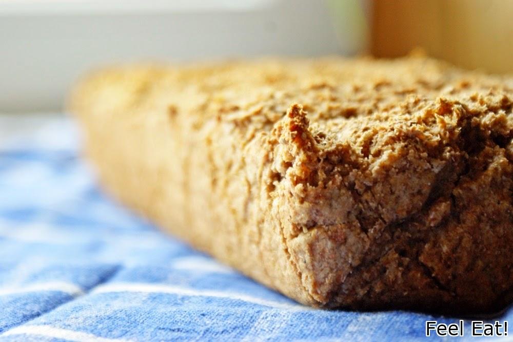 Prosty chleb żytni razowy