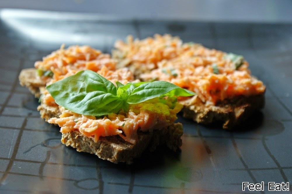 DSC06248 - Bruschetta alle carote