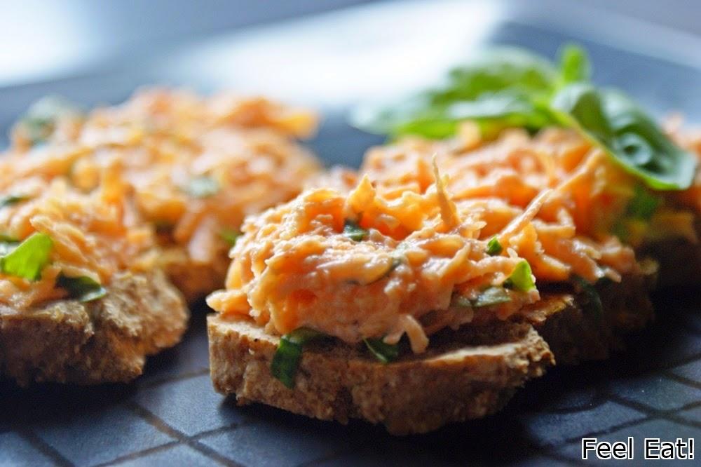 DSC06252 - Bruschetta alle carote