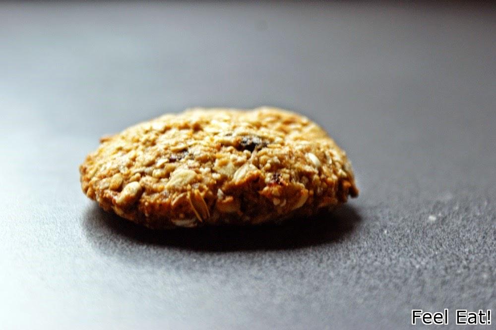 DSC06482 - Orkiszowe ciasteczka musli