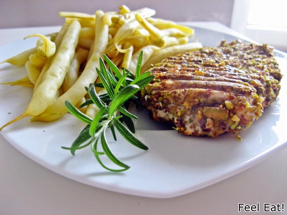 IMG 1640 - Grillowana pierś z kurczaka w pistacjach