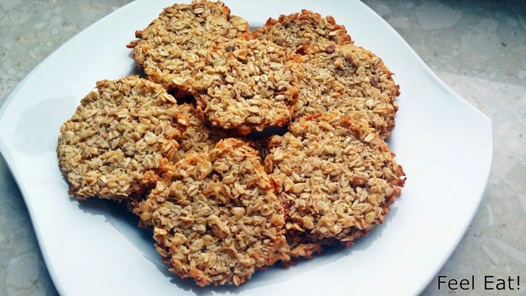 CAM00697 1024x576 - Ciasteczka kokosowo-owsiane