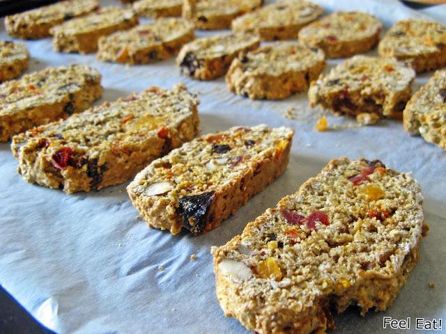 IMG 2053 - Pełnoziarniste biscotti (podwójnie pieczone)