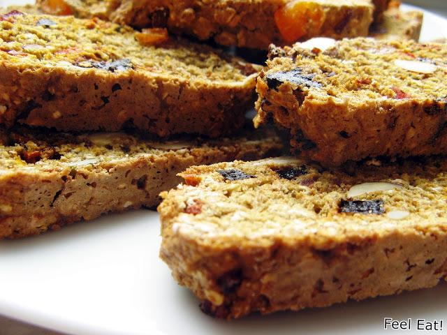 IMG 2060 - Pełnoziarniste biscotti (podwójnie pieczone)