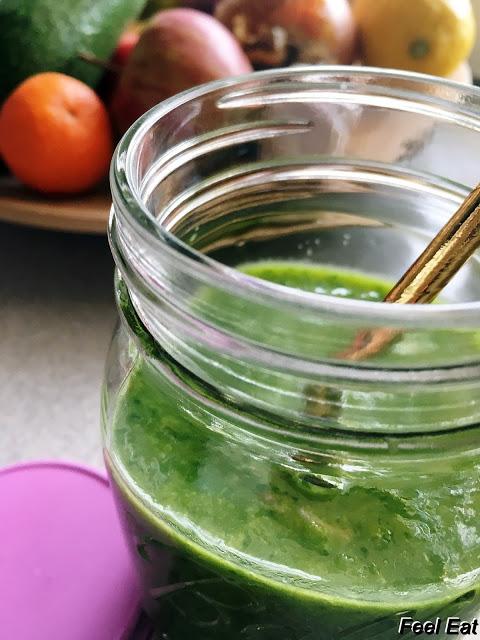 IMG 6045 - Zdrowe smoothie z jarmużem