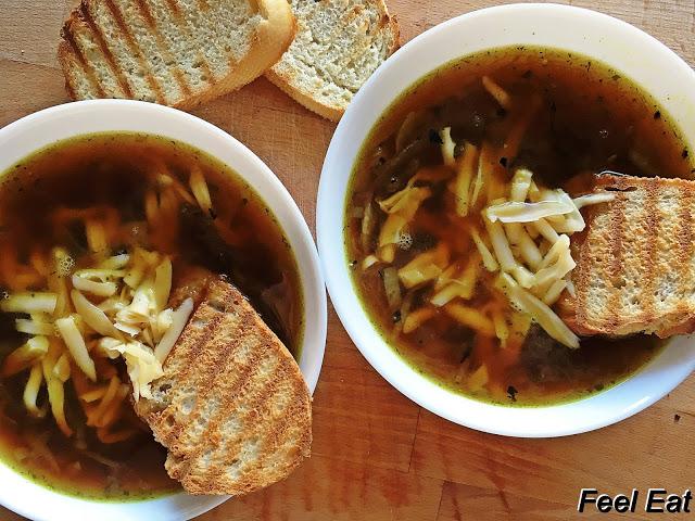 IMG 6116 - Dietetyczna zupa cebulowa