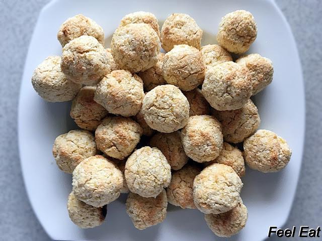 IMG 6484 - Kokosanki z kaszą jaglaną