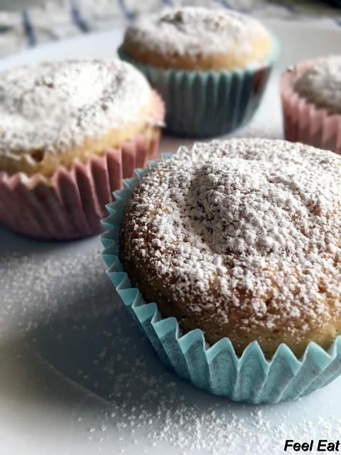 IMG 6627 - Cytrynowe muffiny owsiane
