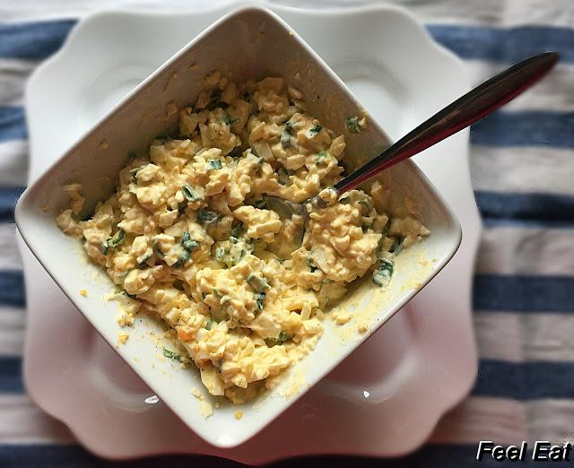 IMG 6720 - Dietetyczna pasta jajeczna