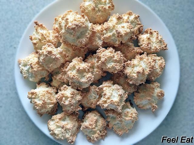 IMG 6470 - Beziki z wiórkami kokosowymi