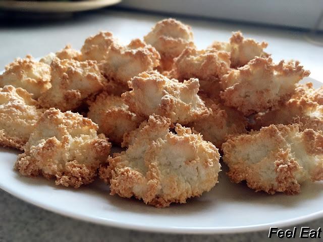 IMG 6472 - Beziki z wiórkami kokosowymi