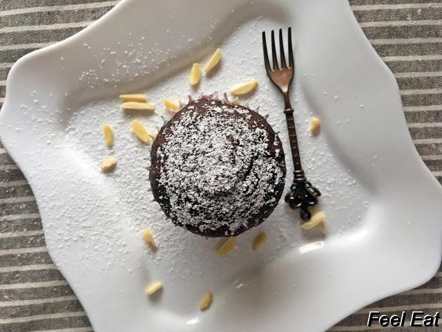 IMG 8217 - FIT muffiny czekoladowe z cukinią