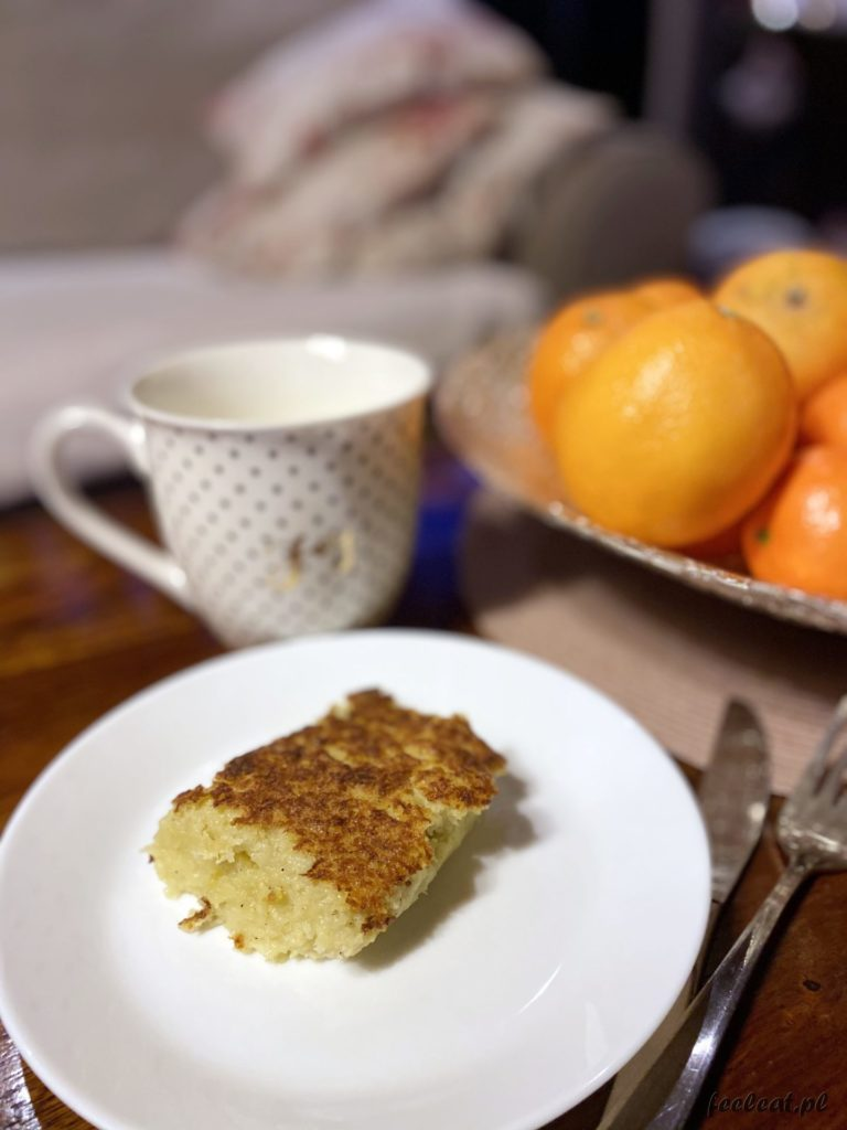 Babka ziemniaczana - placek ziemniaczany