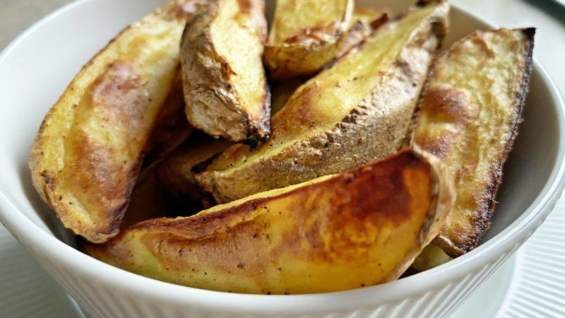 Frytki z piekarnika – przepis na zdrowe frytki