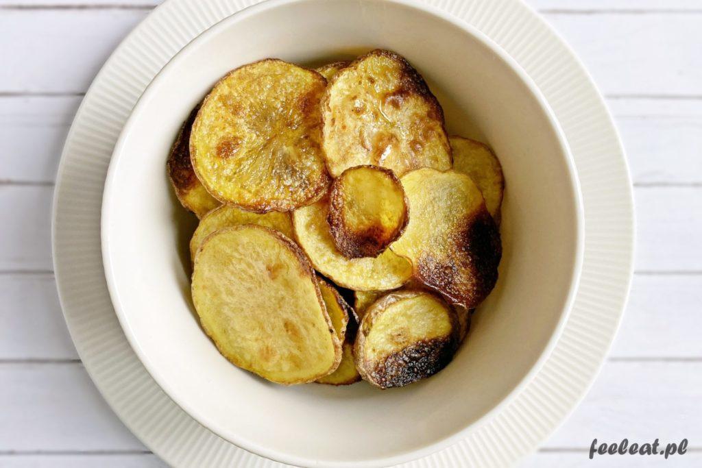 Chipsy z piekarnika. Przepisy z ziemniakami w roli głównej.