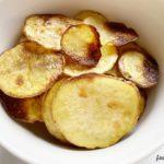 Chipsy z piekarnika przepis